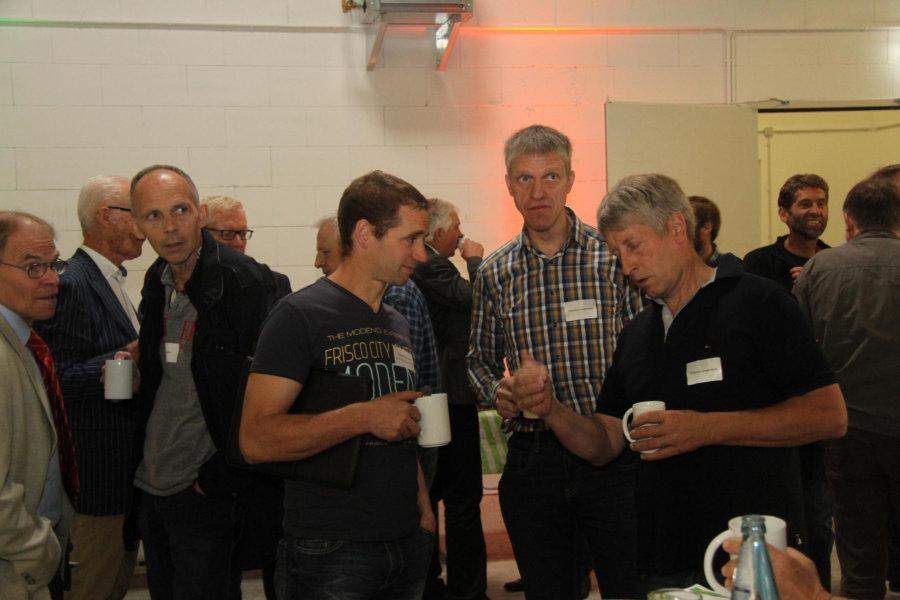 Regenis - Bioenergie Symposium 2017 - Gespräche 03